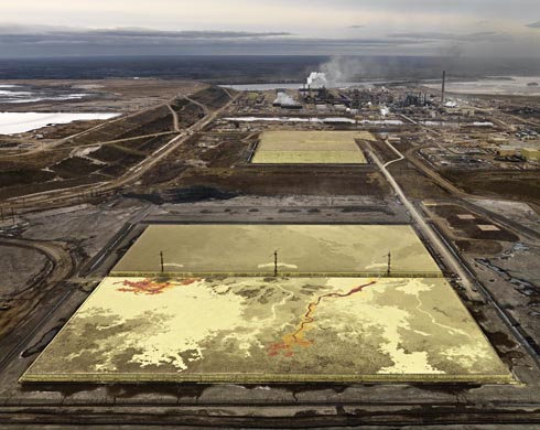 Photo - Edward Burtynsky : OIL