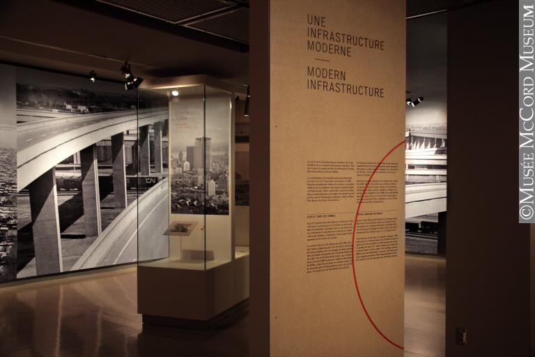 Photograph of the exhibition: Montreal - Points of View