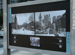Photograph of the exhibition: After Notman